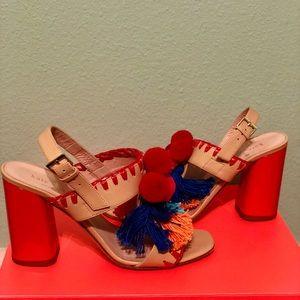 Kate Spade New York Central Heels